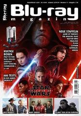 Blu-ray magazin 01/2018 - Star Wars - Die letzt...