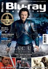 Blu-ray magazin 02/2015 - Dracula Untold