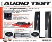 AUDIO TEST 02/2015 - Lautsprecherquartett