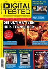 DIGITAL TESTED 02/2016 - Die ultimativen HDR-Fe...
