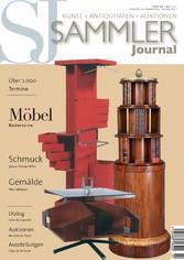 Sammler Journal 02/2016 - Möbel - Büchertürme