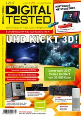 DIGITAL TESTED 02/2017 - UHD kickt 3D!