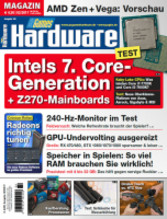 PC Games Hardware Magazin - 02/2017