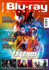 Blu-ray magazin 02/2017 - DCs Legends of Tomorrow