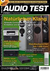 AUDIO TEST 02/2017 - Natürlicher Klang
