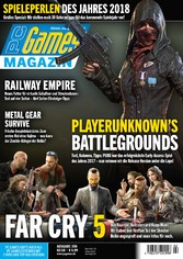 PC Games Magazin 02/2018 - Playerunknowns Battl...