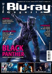 Blu-ray magazin 02/2018 - Black Panther