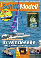 SchiffsModell 03/2016 - In Windeseile