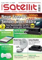 satellit EMPFANG + TECHNIK 03/2016 - Neue Free-...