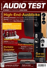 AUDIO TEST 03/2016 - High-End-Ausblicke