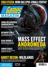 PC Games Magazin 03/2017 - Mass Effect Andromeda
