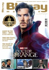 Blu-ray magazin 03/2017 - Doctor Strange