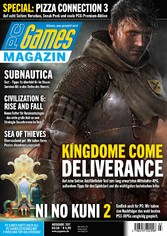 PC Games Magazin 03/2018 - Kingdome Come Delive...