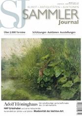 Sammler Journal 03/2018 - Adolf Höninghaus
