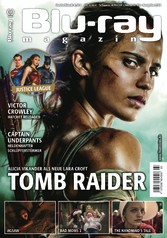 Blu-ray magazin 03/2018 - Tomb Raider