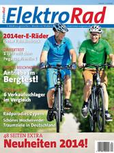 ElektroRad 4/2013 - 48 Seiten Extra - Neuheiten 2014!