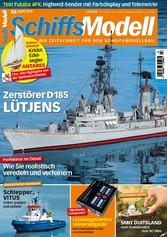 SchiffsModell 04/2015 - Zerstörer D185 Lütjens