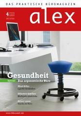 Alex 04/2015 - Ausgabe 4/2015