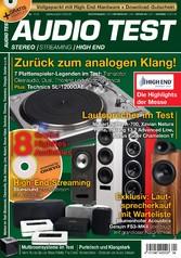 AUDIO TEST 04/2016 - Zurück zum analogen Klang!