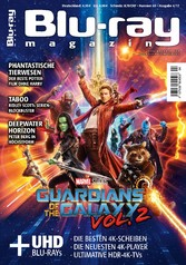 Blu-ray magazin 04/2017 - Guardians of the Gala...