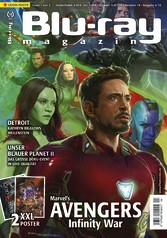 Blu-ray magazin 04/2018 - Marvels Avengers