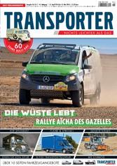 TRANSPORTER 05/2016 - Die Wüste lebt - Rallye A...