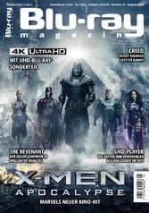 Blu-ray magazin 05/2016 - X-Men Apocalypse
