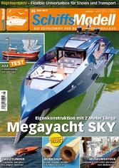 SchiffsModell 05/2017 - Megayacht SKY