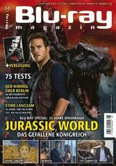 Blu-ray magazin 05/2018 - Jurassic World