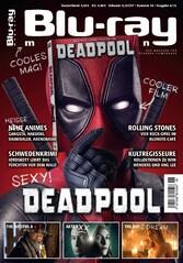 Blu-ray magazin 06/2016 - Deadpool