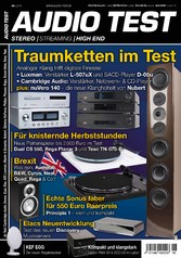 AUDIO TEST 06/2016 - Traumketten im Test