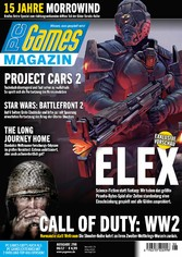 PC Games Magazin 06/2017 - Elex
