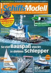 SchiffsModell 07/2015 - So viel Bauspaß steckt ...