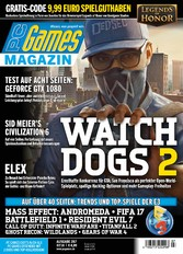 PC Games Magazin 07/2016 - Watch Dogs 2
