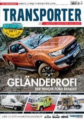 TRANSPORTER 07/2016 - Geländeprofi - Der frisch...