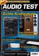 AUDIO TEST 07/2016 - Echte Kraftpakete