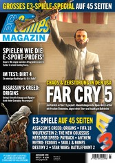 PC Games Magazin 07/2017