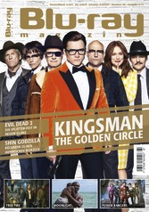 Blu-ray magazin 07/2017 - Kingsman The Golden C...