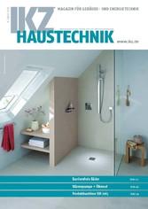 IKZ Haustechnik 08/2015 - Barrierefreie Bäder