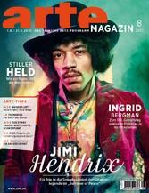 ARTE Magazin 08/2015
