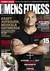 Mens Fitness 08/2016 - Litvinov-Power-Programm: Kraft aufbauen, Muskeln definieren
