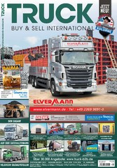 TRUCK Buy & Sell International 08/2016 - Der Gigant