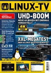 DIGITAL fernsehen - Linux-TV-Sonderheft: UHD-Boom