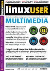 LinuxUser 08/2016 - Multimedia