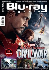 Blu-ray magazin 08/2016 - Marvel: The First Ave...