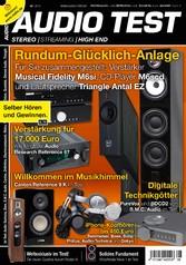 AUDIO TEST 08/2016 - Rundum-Glücklich-Anlage