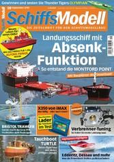 SchiffsModell 09/2015 - Landungsschiff mit Abse...