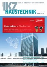 IKZ Haustechnik 09/2016 - Waschtischarmaturen