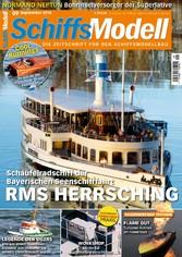 SchiffsModell 09/2016 - RMS Herrsching