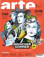 ARTE Magazin 09/2016